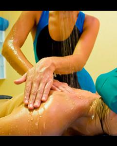 Duche com Massagem Local